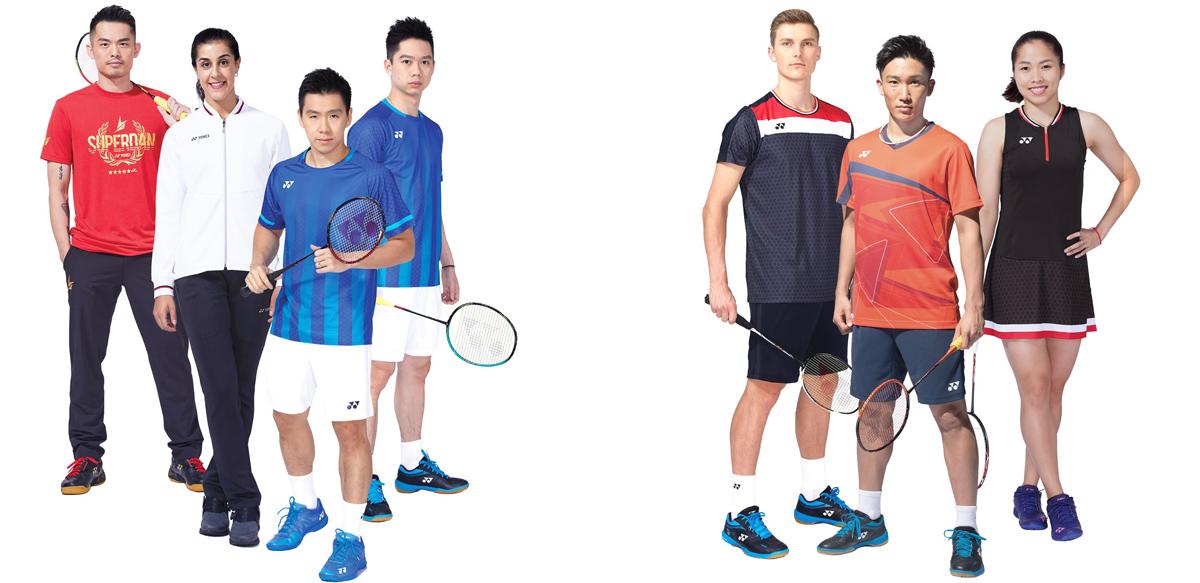 Badminton Clothing