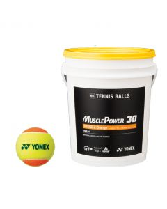 Yonex COLOURED TRAINING BALLS 5 DOZ. (1 BUCKET) TMP-30