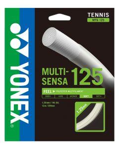 YONEX MULTI-SENSA 125 TENNIS STRING 12M SET