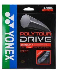 Yonex POLY TOUR DRIVE 125 TENNIS STRING 12M REEL