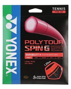 Yonex POLY TOUR SPIN TENNIS STRING 12M REEL