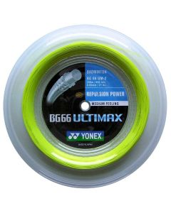 Yonex BG 66 ULTIMAX BADMINTON 200M REEL