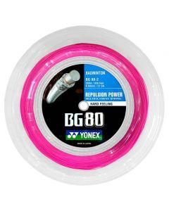Yonex BG 80 BADMINTON 200M REEL