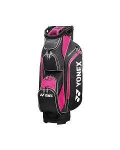 YONEX CART BAG BLACK/PINK