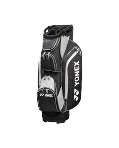 YONEX CART BAG BLACK/SILVER