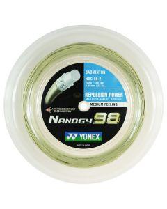 Yonex NANOGY 98 BADMINTON 200M REEL