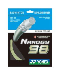 Yonex NANOGY 98 BADMINTON STRINGS