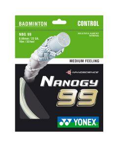 Yonex  NANOGY 99 BADMINTON STRINGS