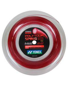Yonex POLY TOUR SPIN TENNIS STRING 200M REEL